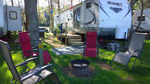 2014 Keystone Hideout - 38BHDS - In time for camping season!