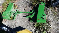 adapter from JD loader to skid steer