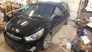 2016 Hyundai Accent SE , AUTOMATIQUE , 17 000 km , 10 400 $