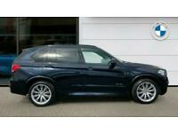 2017 BMW X5 xDrive40d M Sport 5dr Auto [7 Seat] Diesel Estate Estate Diesel Auto