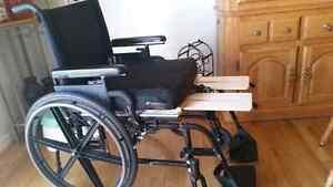 Quickie brand wheel chair Comox / Courtenay / Cumberland Comox Valley Area image 1