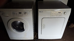 Apt. size washer and electric dryer  200.00, Delivery available