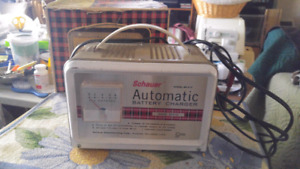 Schauer Automatic Battery Charger model BR312 12V