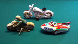 METAL FRICTION TOYS