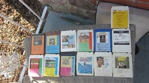 8 Track Case with 37 Tapes London Ontario image 3