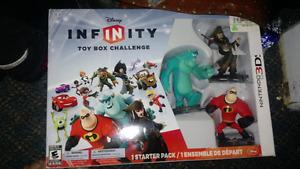 Unopened Disney Infinity Game