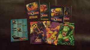 MARVEL and Boris Vallejo Vintage Card Collections Strathcona County Edmonton Area image 9
