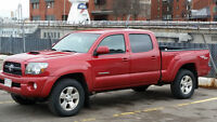 2011 Toyota Tacoma TRD Extended Cab