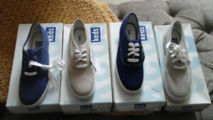 LADIES KEDS ORIGINAL CANVAS RUNING SHOES