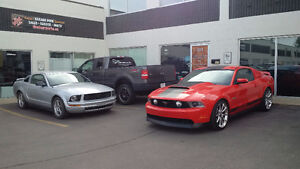 Mustang Shop located in Sherwood Park Strathcona County Edmonton Area image 10