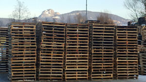 Used Pallets, New Custom Pallets & Shipping Crates