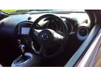 2015 Nissan Juke 1.6 N-Connecta Xtronic Automatic Petrol Hatchback