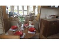 Delta Buena Vista 2 bedroom 6 berth static caravan for sale at Pendine Sands