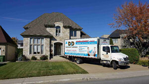 LAST MINUTE MOVE - From $35/Hr - Call (514) 933-3555
