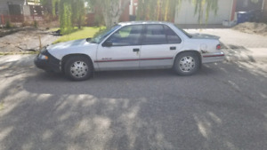For Sale 1993 Chevrolet Lumina