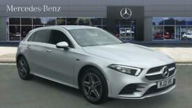 image for 2021 Mercedes-Benz A-CLASS A250e AMG Line 5dr Auto Hatchback Hatchback Petrol/Pl