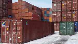 Sale of 20' and 40' Storage and Shipping Containers - Sea Cans!! London Ontario image 2