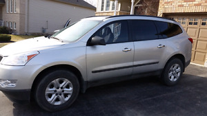 MUST GO!!! Chevy Traverse SUV FWD