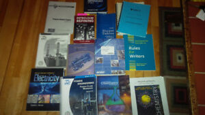 Process Control Technician Textbooks NBCC