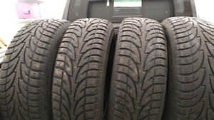 Dodge Journey Winter Rims & Tires