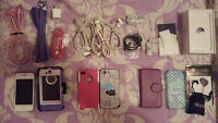 White 8GB iPhone 4 with Koodo + LOTS of Accessories