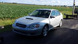 2007 Subaru Legacy GT 2.5 turbo
