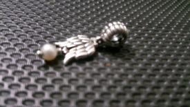 Pandora wings charm