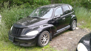 2003 and 2004 PT Cruiser GT Turbo 2.4