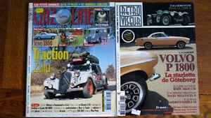 Magazines Volvo P1800