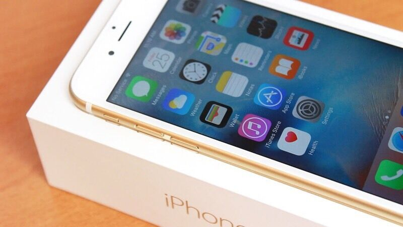 iPhone 6s 64gb Goldunlocked, boxed and perfect conditionin Aylesbury, BuckinghamshireGumtree - iPhone 6s 64gb Gold, unlocked, boxed and immaculate like new. 6s 64gb Gold boxes unused charger, headphones and charger unlocked for any SIM card in the world Immaculate without a scratch Perfect Xmas gift! RRP £499 £390 no silly offers!Call...