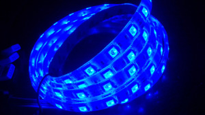 1.5 meter RGB multicolor LED light strip kit