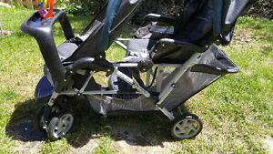 Selling a 2 seater graco stroller