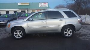 CHEVROLET EQUINOX SUV  *** FULLY LOADED *** LOW KM $6995