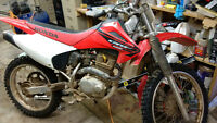 2005 Honda CRF230-With Papers