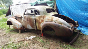 1937 Buick Coupe - $975