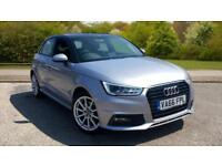 2016 Audi A1 1.4 TFSI 150 S Line S Tronic Automatic Petrol Hatchback