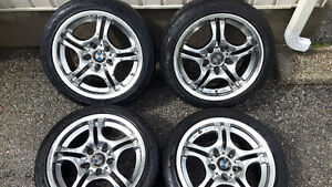 "17"" BMW rims for sale"