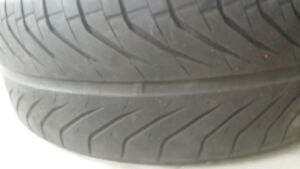 Kumho Ecsta Supra 712 tires - Z-rated 205/40/17 low profile
