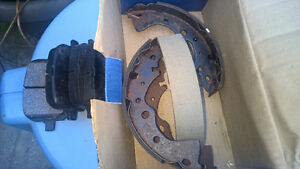 brand new unused brake pads and shoes for nissan sentra 2006 Kitchener / Waterloo Kitchener Area image 1