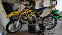 Mint 2007 Yamaha YZ250F for sale