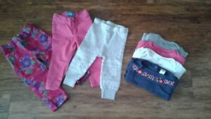 18 month clothing lots