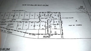 RESIDENTIAL LOTS FOR SALE IN LUMSDEN Regina Regina Area image 1