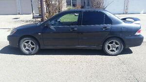 2004 Mitsubishi Lancer Sedan $5000 MUST BE SOLD