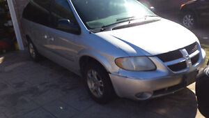 2001 Dodge Grand Caravan Minivan, Van