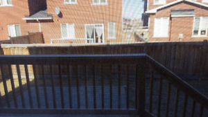 Need privacy fencing on top existing fence