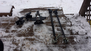 Weight Distribution Kit - NEW USED FOR 1KM