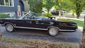 1967 Ford galaxy convertable