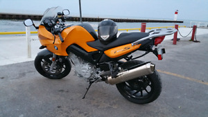 BMW F800S , 2007, LIKE NEW