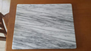 Like New Marble Pastry Board