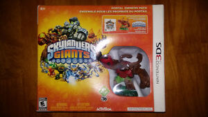 Skylanders Giants Portal Owners Pack Nintendo 3DS w/ Tree Rex